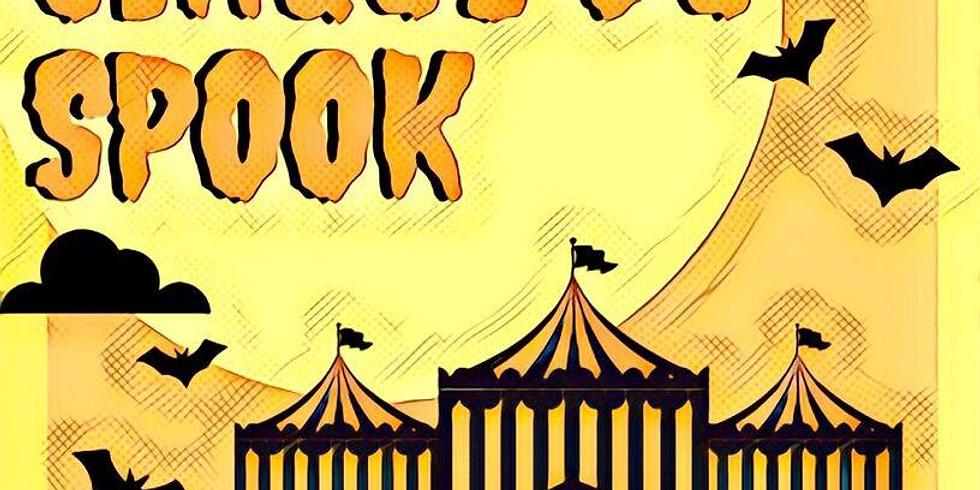 Cirque du Spook @ Durango