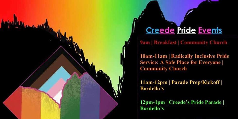 Creede Pride 2019