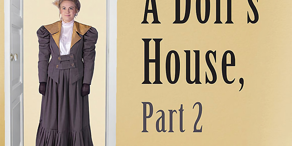 """Opening night!  """"A Doll's House, Part 2"""""""