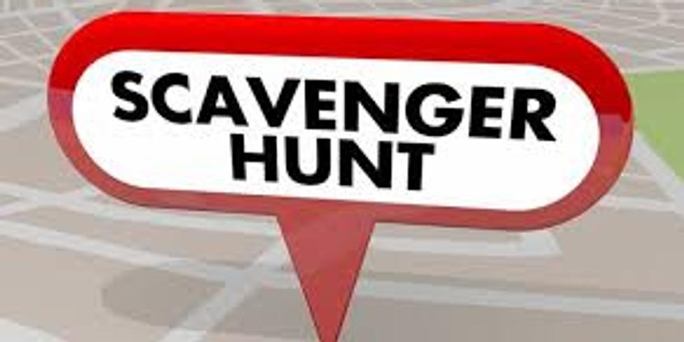 Pride Scavenger Hunt
