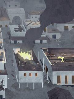 Surviving the destruction of Pompeii