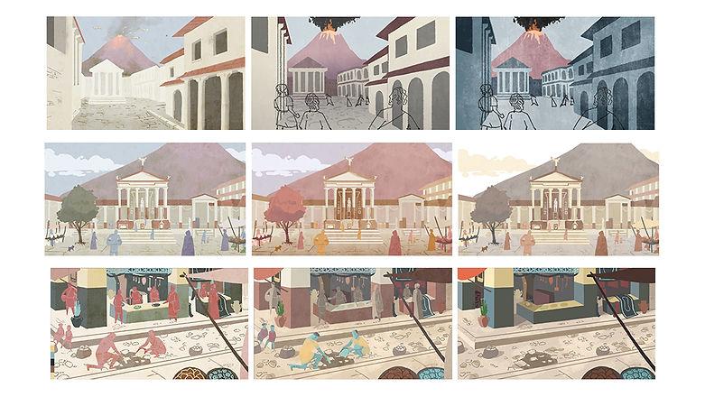 PompeiiVisualDevelopment