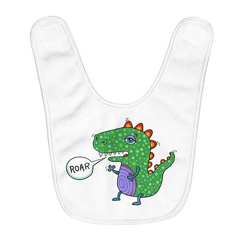 Dino Roar - Bib