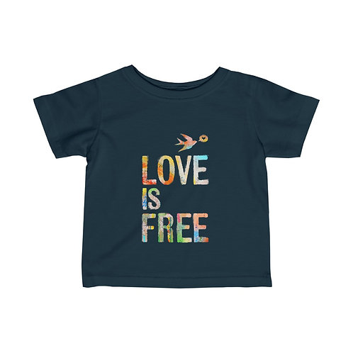 LOVE is FREE - Baby T