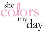 She Colors my Day