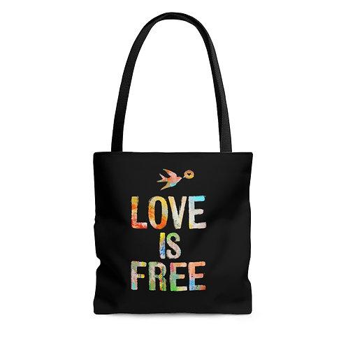 LOVE is FREE - Tote Bag