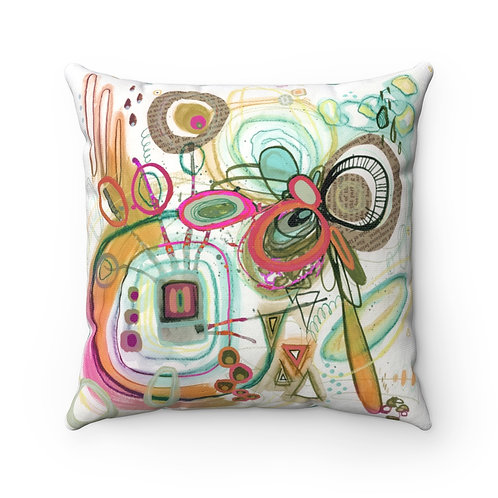 Green Energy - Pillow