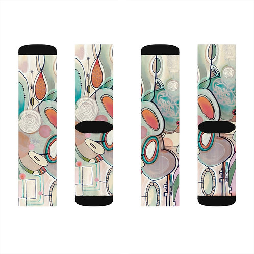 Serendipity - Sublimation Socks