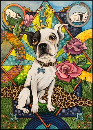 REMO tribute portrait