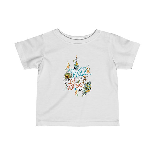 Wild and Free - Infant Tee