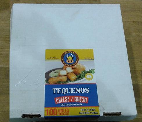 Tequeños Gourmet Pre-cocidos 100 uds