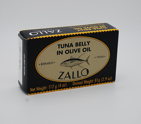 Tuna Belly In Olive Oil (Ventresca) 4.2 oz