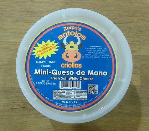 Queso de Mano pequeño (5 uds)