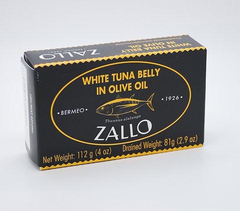 White Tuna Belly In Olive Oil (Ventresca)