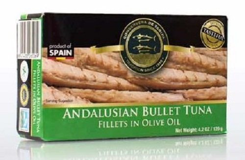 Andalusian Bullet Tuna in Olive Oil