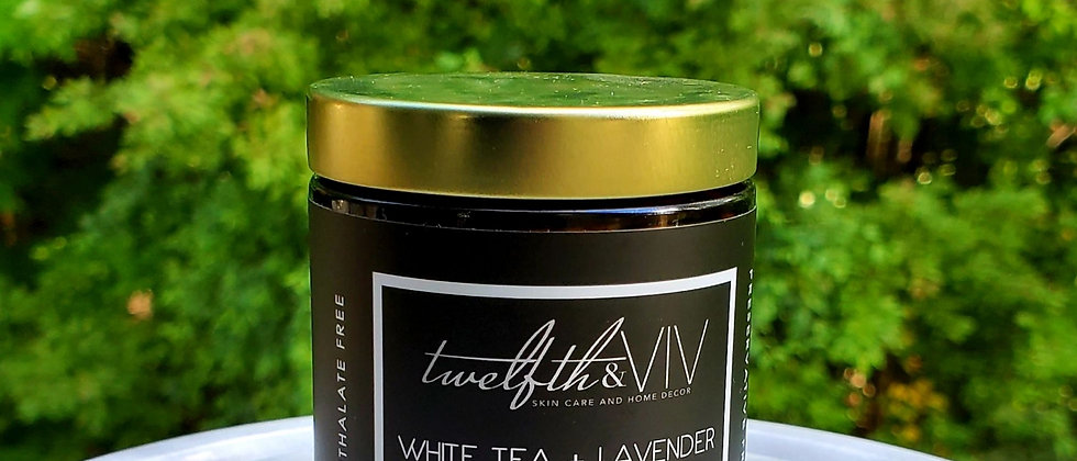 White Tea + Lavender