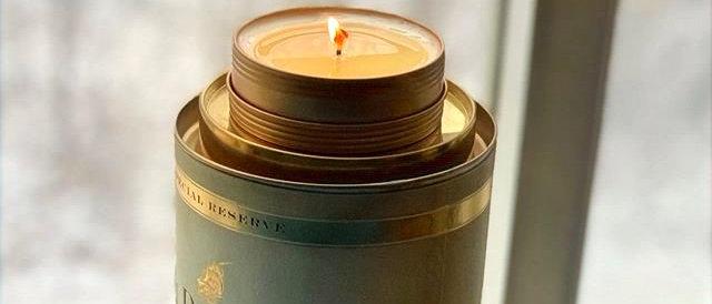 Candle Tin Gift Box (Set of 6)