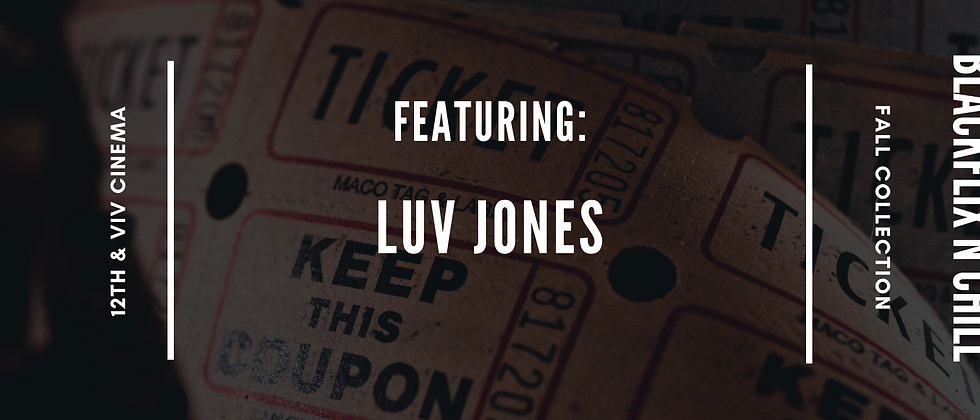 Luv Jones (Limited Edition)