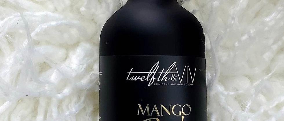 Mango Peach Body Oil