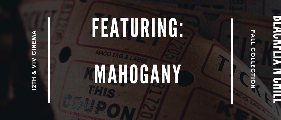 Mahogany (Limited Edition)