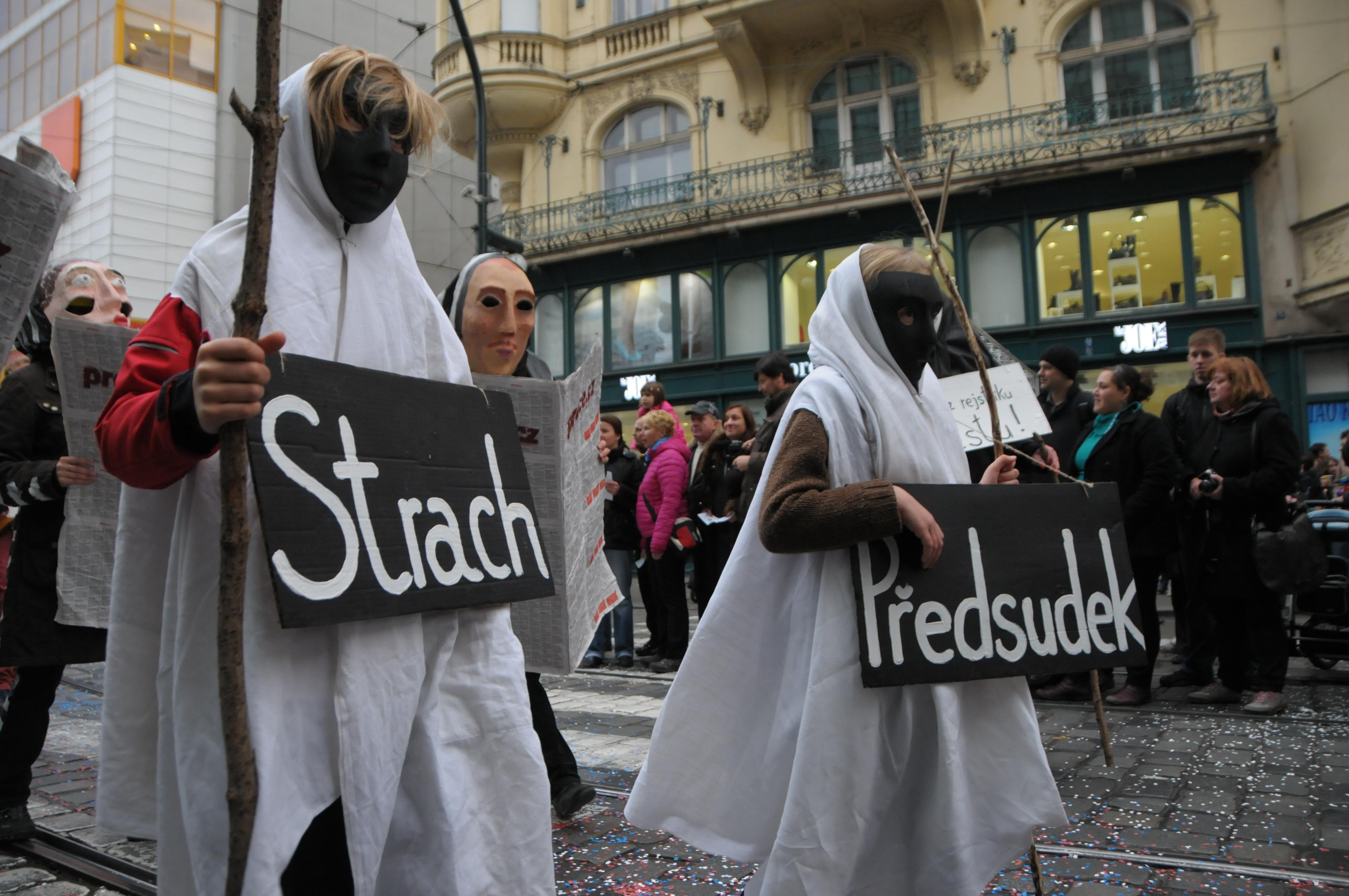 Fear and Predjudice