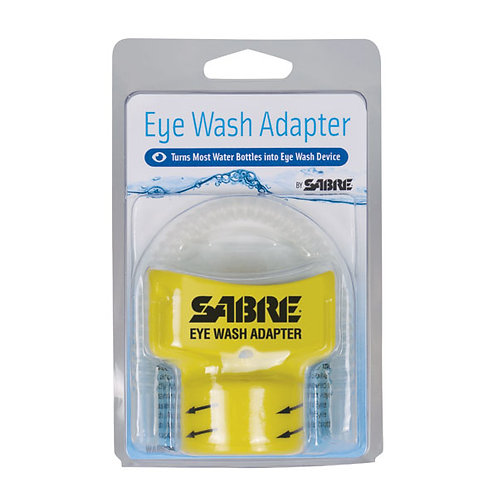 Water Bottle Eye Wash Adapter