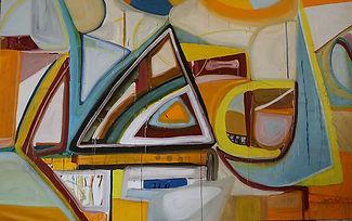 oil on linen canvas 170X270cm - 2017