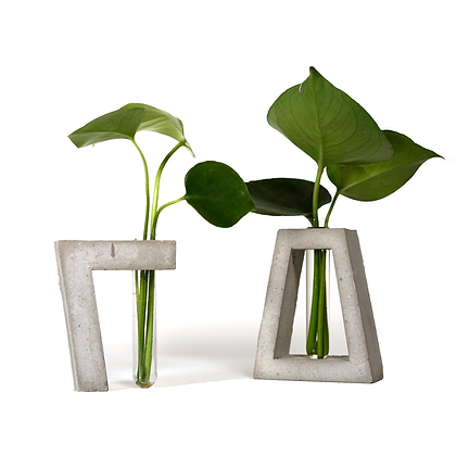 Gennao Concrete Planters