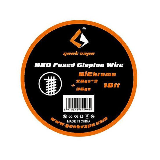 GeekVape N80 Fused Clapton Wire