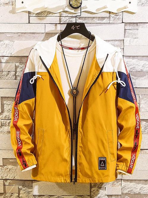 Vogue bomber jacket