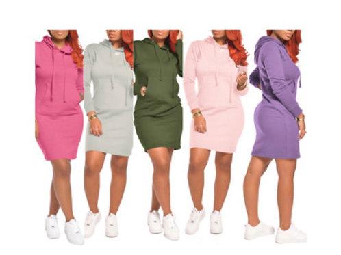 Hood SZN Dress