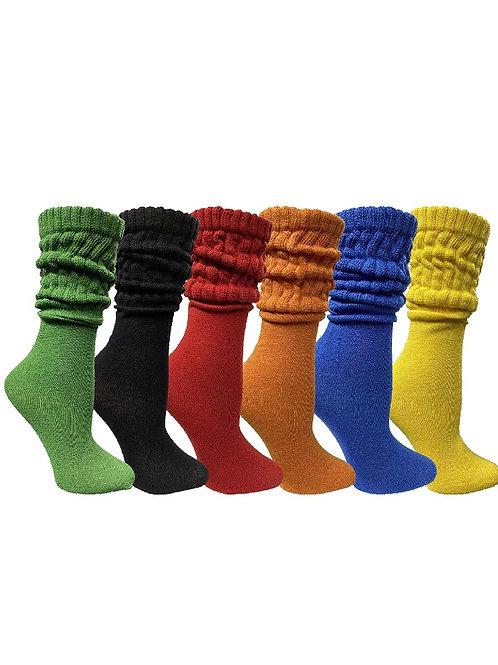 Slouch Socks single