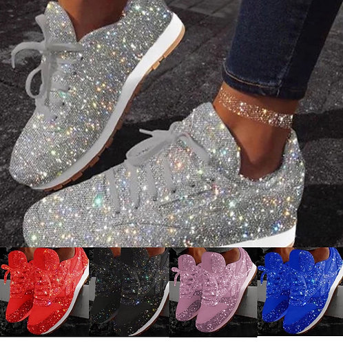 Glitter Fashion Kicks