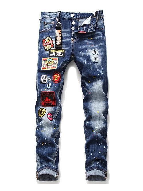 D2 jeans