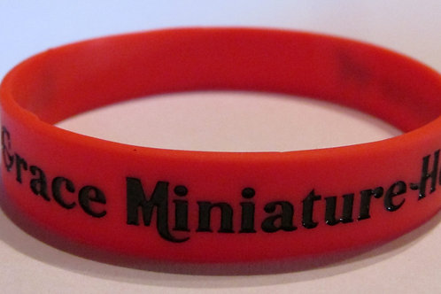 WRISTBANDS - RED