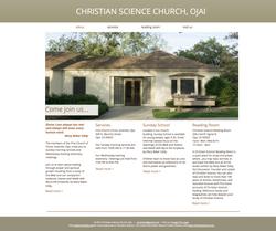 Christian Science Church, Ojai