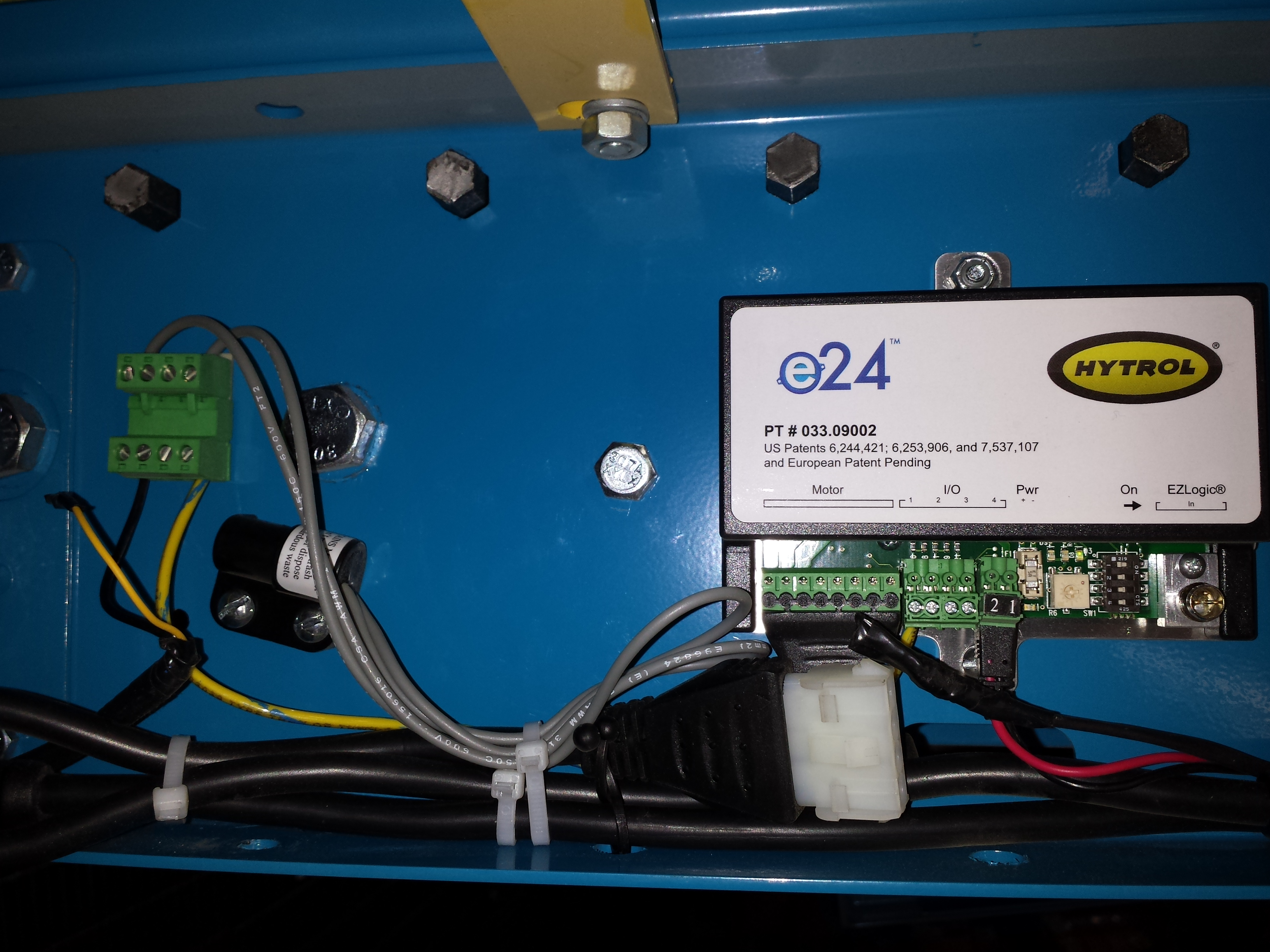 Hytrol 24VDC Module