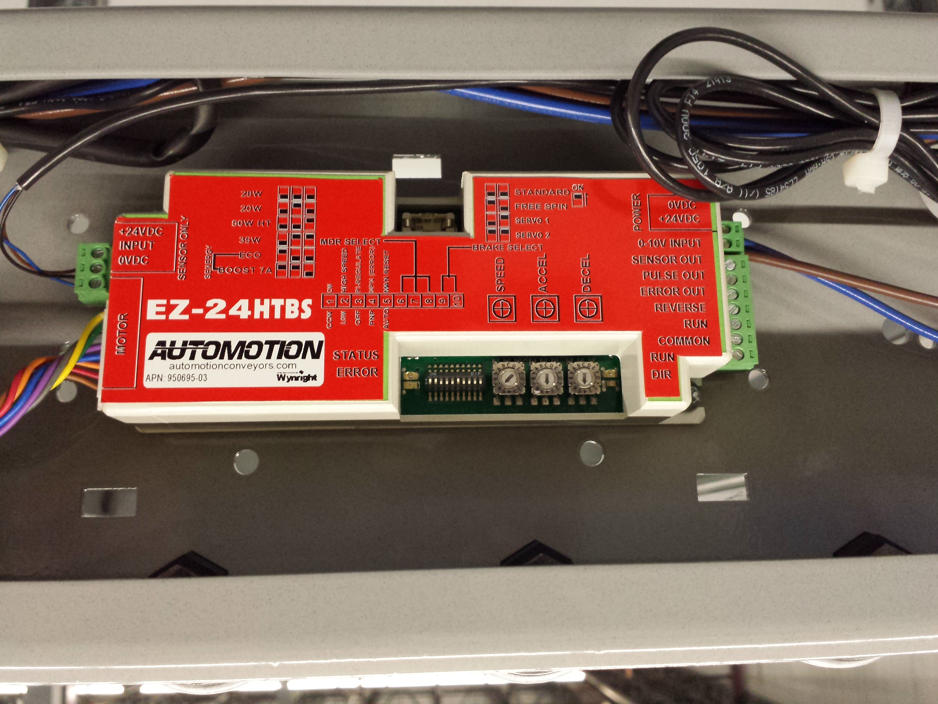 Wynright/Automotion 24vdc Module