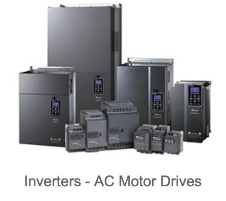 Delta VFD-E Inverters