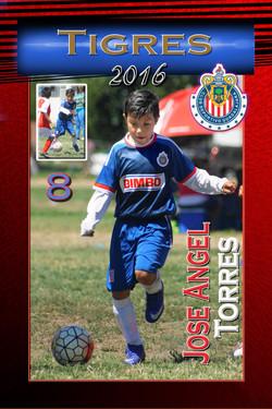 Jose Angel T 8