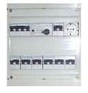 cuadros electricos y boletines de instalación electrica apra stands y eventos