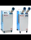 acondicionado y calefacción para exterior para stands eventos , exposiciones y congresos