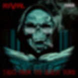Rival, Tales From the Bluesy Tomb Album Cover