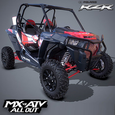 POLARIS RZR XP 1000 | MX VS ATV ALL OUT