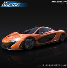 MCLAREN P1 2015 | 2XL RACING