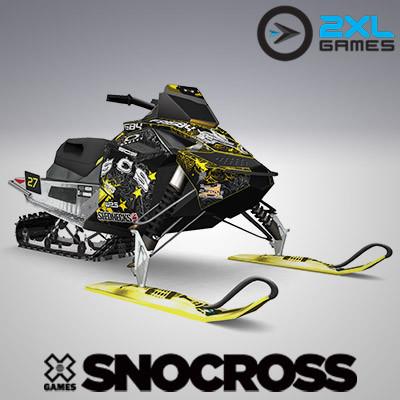 SNOWMOBILES | XGAMES SNOCROSS