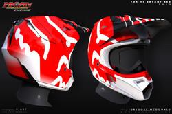 Helmet_FoxV3_Savant_Red