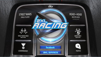 UI CONCEPTS | 2XL RACING