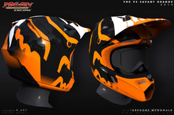 Helmet_FoxV3_Savant_Orange