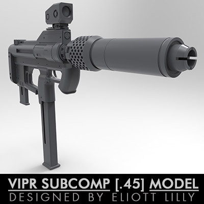 ELIOTT LILLY'S VIPR SUBCOMP   PERSONAL PROJECT